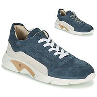 Schoenen Heren Lage sneakers Moma NEW-CASTLE Blauw