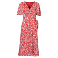 Textiel Dames Lange jurken Lauren Ralph Lauren ABEL Rood