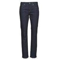 Textiel Dames Straight jeans Lauren Ralph Lauren MIDRISE STRT-5-POCKET-DENIM Marine