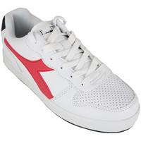 Schoenen Kinderen Lage sneakers Diadora playground gs c0673 Rood