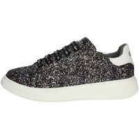 Schoenen Dames Lage sneakers GaËlle Paris G-405 Black