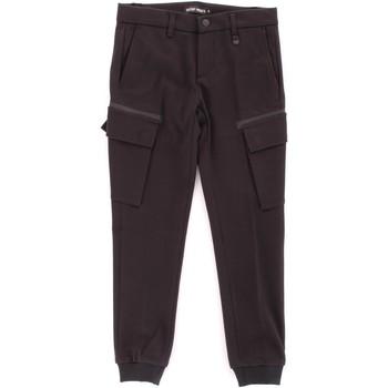 Textiel Jongens Cargobroek Antony Morato MKTR00162-800130 Nero