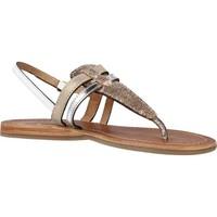 Schoenen Dames Sandalen / Open schoenen Les Tropéziennes par M Belarbi C12300BARAKA Zilver
