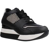 Schoenen Dames Sneakers Apepazza PONY HILARY Zwart