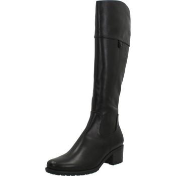 Schoenen Dames Laarzen Regarde Le Ciel ZOYA135411 Zwart