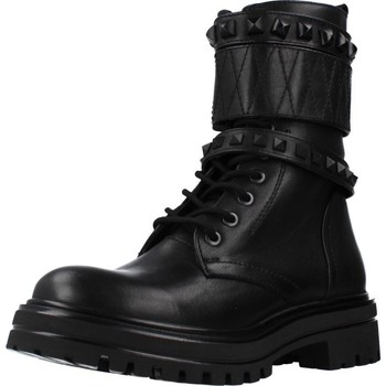 Schoenen Dames Laarzen Inuovo 655006I Zwart