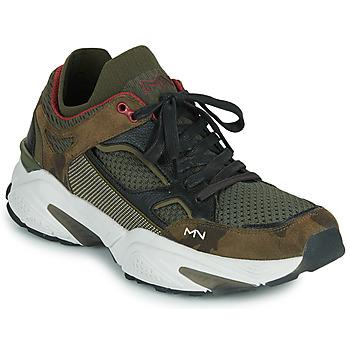 Schoenen Heren Lage sneakers Skechers KRAZ - THURSTON Bruin