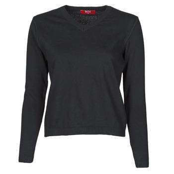Textiel Dames Truien BOTD OWOXOL Zwart