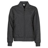 Textiel Dames Wind jackets Puma W BOMBER Zwart