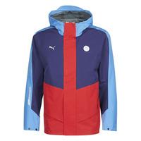 Textiel Heren Wind jackets Puma BMW MMS Blauw / Rood