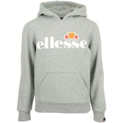 Textiel Kinderen Sweaters / Sweatshirts Ellesse Jero Hoody Jr Grijs