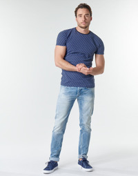 Textiel Heren Straight jeans Replay WIKKBI Super / Light / Blauw