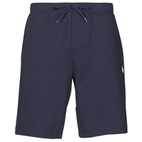 Textiel Heren Korte broeken / Bermuda's Polo Ralph Lauren SHORT DE JOGGING EN DOUBLE KNIT TECH LOGO PONY PLAYER Marine