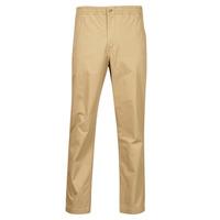 Textiel Heren 5 zakken broeken Polo Ralph Lauren PANTALON CHINO PREPSTER AJUSTABLE ELASTIQUE AVEC CORDON INTERIEU Beige