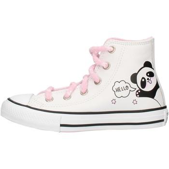 Schoenen Meisjes Hoge sneakers Converse 669725C Multicolored