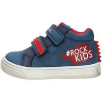 Schoenen Jongens Hoge sneakers Lumberjack SB55012004S03 Blue