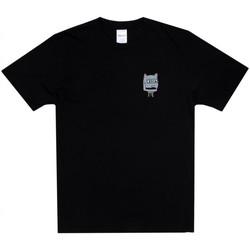 Textiel Heren T-shirts korte mouwen Ripndip Bionic nerm tee Zwart