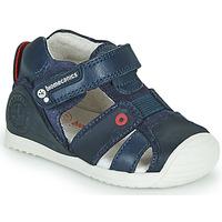 Schoenen Jongens Sandalen / Open schoenen Biomecanics 212144 Marine