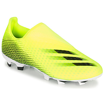 Schoenen Voetbal adidas Performance X GHOSTED.3 LL FG Geel