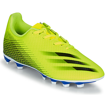 Schoenen Voetbal adidas Performance X GHOSTED.4 FXG Geel