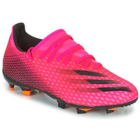 Schoenen Voetbal adidas Performance X GHOSTED.3 FG Roze