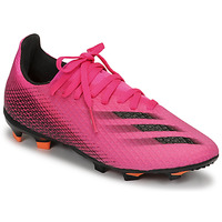 Schoenen Kinderen Voetbal adidas Performance X GHOSTED.3 FG J Roze