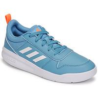 Schoenen Kinderen Lage sneakers adidas Performance TENSAUR K Blauw