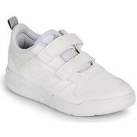Schoenen Kinderen Lage sneakers adidas Performance TENSAUR C Wit