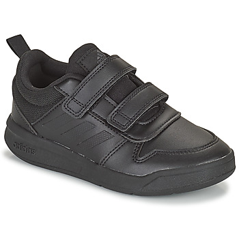 Schoenen Kinderen Lage sneakers adidas Performance TENSAUR C Zwart