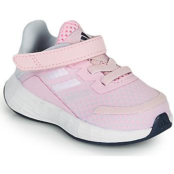 Schoenen Meisjes Lage sneakers adidas Performance DURAMO SL I Roze