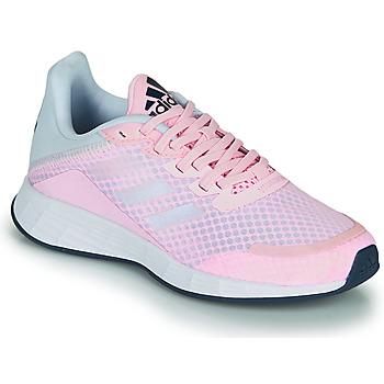 Schoenen Meisjes Lage sneakers adidas Performance DURAMO SL K Roze
