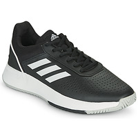 Schoenen Heren Tennis adidas Performance COURTSMASH Zwart