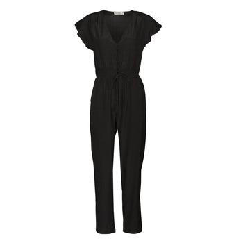 Textiel Dames Jumpsuites / Tuinbroeken See U Soon 21191033 Zwart