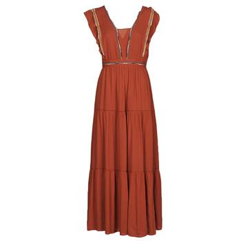 Textiel Dames Lange jurken See U Soon 21121116 Rood
