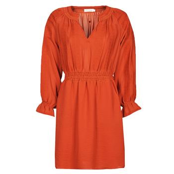 Textiel Dames Korte jurken See U Soon 21122109 Rood