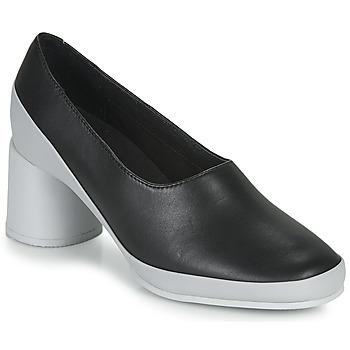 Schoenen Dames pumps Camper UPRIGHT Zwart / Wit