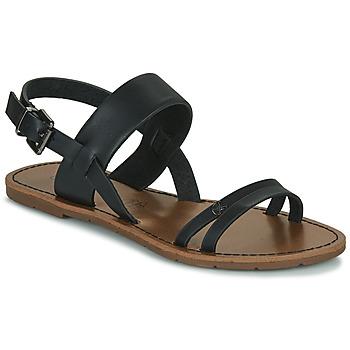Schoenen Dames Sandalen / Open schoenen Chattawak MONIA Zwart