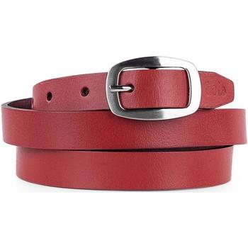 Accessoires Dames Riemen Lois Unisex Leather Rood