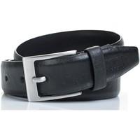 Accessoires Riemen Jaslen Snake Leather Zwart