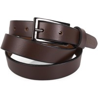 Accessoires Riemen Jaslen Unisex Leather Bruine
