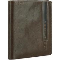 Tassen Heren Portefeuilles Lois EAGLE Vertical Leather HerenPortemonnee 202606 Bruine