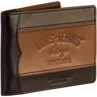Tassen Heren Portefeuilles Lois Lederen portemonnee voor heren Bruine
