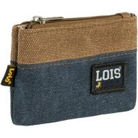 Tassen Jongens Portemonnees Lois BAYARD Sleutelhanger portemonnee voor jongen Blauw