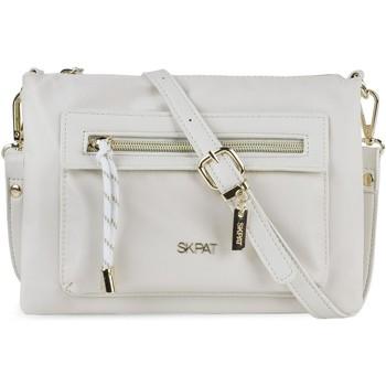 Tassen Dames Handtassen lang hengsel Skpat CLARINGTON Crossbody tas voor dames Beige