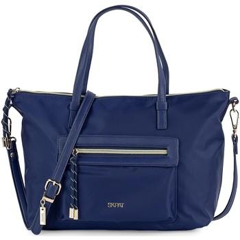 Tassen Dames Tote tassen / Boodschappentassen Skpat CLARINGTON Bag met schoudertas voor vrouwen Marine