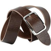 Accessoires Riemen Jaslen Pin Leather Zwart