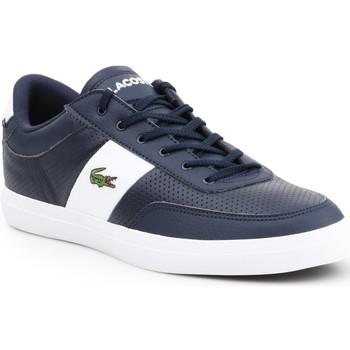 Schoenen Heren Lage sneakers Lacoste Court-Master 119 2 CMA 7-37CMA0012092 navy , white