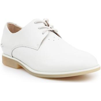 Schoenen Dames Derby Lacoste Cambrai 316 3 CAW 7-32CAW0153098 white
