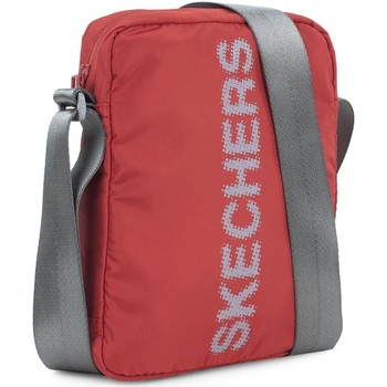 Tassen Schoudertassen met riem Skechers GRIFFINC Unisex Band Intensif rood