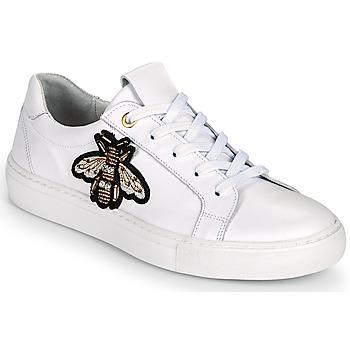 Schoenen Dames Lage sneakers Myma PIGGA Wit